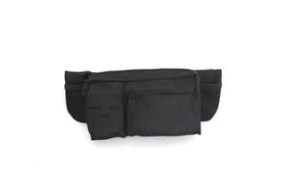 Bum Bag Severus Black RUSS & Co.