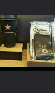 🚚 Starbucks reserve cup sleeve