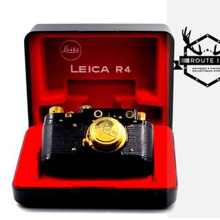 Leica III regular D.R.P. Camera