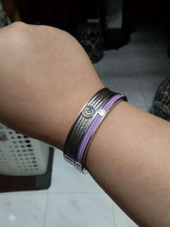 Charriol Forever Bangle