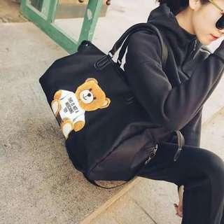 CUTE KOREAN TRAVELLING BAG 👜💕