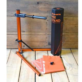 💯🆕GRANITE DESIGN HEX STAND for easy bike repair and service