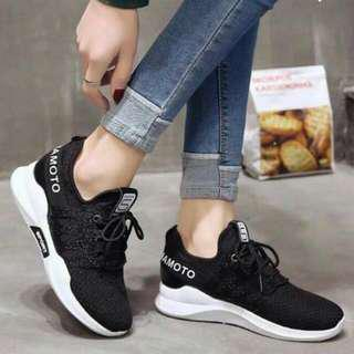 JZ: New Women Rubber Shoes (Size 35-39)