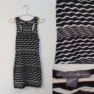 Twenty One Stretchable Short Dress