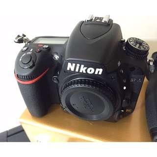D750 Nikon full set