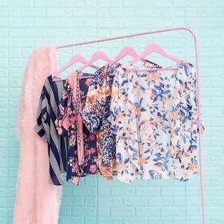 Plus size Kimono 062118007