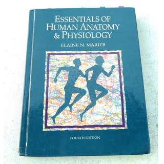 Essentials of Human Anatomy & Physiology (4TH Edition) BY Elaine N. Marieb
