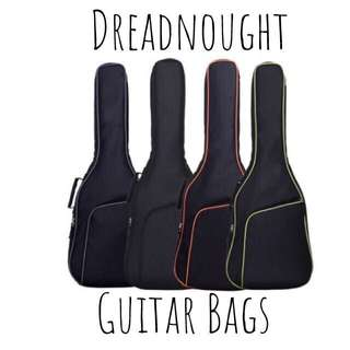 Dreadnought Guitar Bags