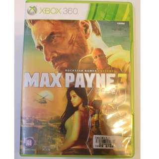 Xbox360遊戲 江湖本色3