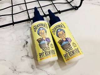 Grandma's Secret spot remover 59ml