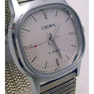 NOS Crown Vintage Watch