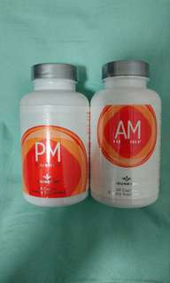 AM PM essentials multivitamin