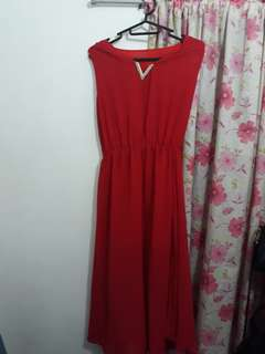 Sale!!! Classy Red Dress