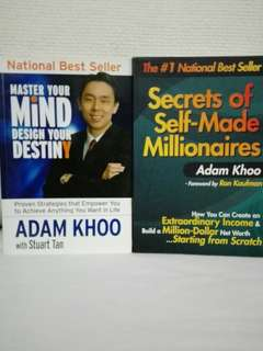 Adam Khoo  National Best Seller