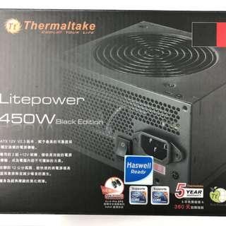 曜越 Thermaltake LT-450NL2NC 電源供應器 450W POWER