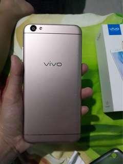 Vivo v5 rose gold complete
