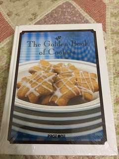 Cook Book -The Golden Book of Cookies