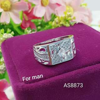 Cincin Pria diamond