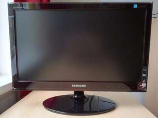 Samsung Syncmaster P2050 20 inch LCD monitor