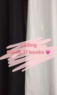 Grade 11 books