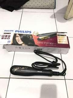 Catokan Philips Kerashine Hair Straightener