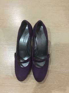 Gibi Suede Shoes
