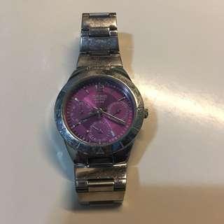 女裝鋼帶 Casio Watch