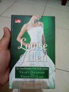 Novel Vicar's Daughter to Viscount's Lady