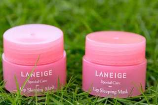 Laneige Mini Lip Sleeping Mask
