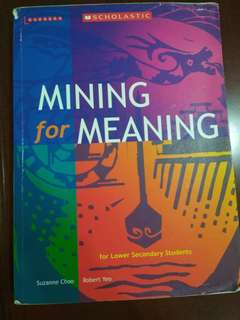 Mining for meaning textbook