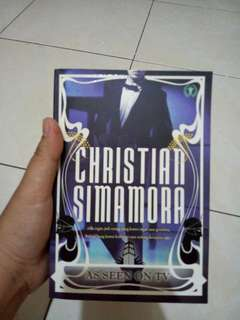 Novel Christian Simamora - As Seen On TV