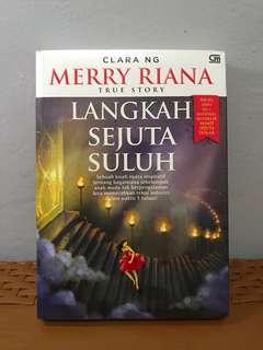 Langkah Sejuta Suluh - Merry Riana - Clara Ng