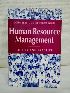 Human Resource Management, john bratton
