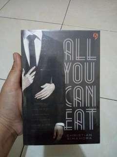 Novel Christian Simamora - All You Can Eat