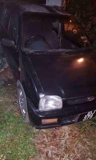 Kancil 660 auto