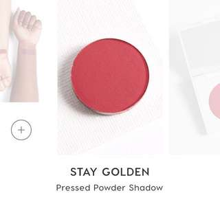 [✖️SOLD] COLOURPOP STAY GOLDEN PRESSED EYESHADOW