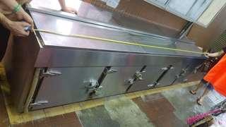 銹鋼凍肉柜