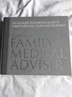 Reader's Digest Family Medical Adviser