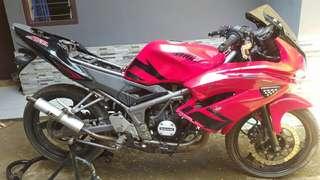 Ninja rr 2012