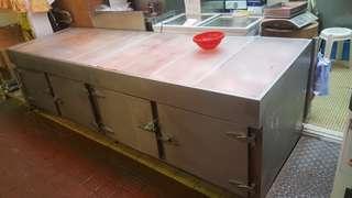 銹鋼雪柜,商用