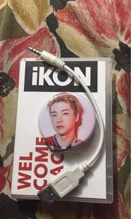 ikon play button jinhwan (jap ed)