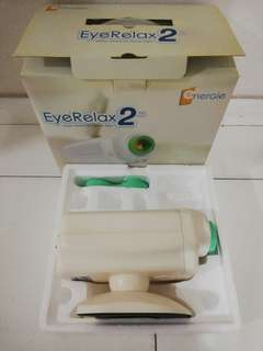Eye Relax 2 machine