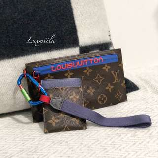 (Limited Edition) LV Pochette Key Set