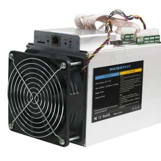 Innosilicon A9 ASIC Miner Zcash 50k Sol/s Shipping: One week