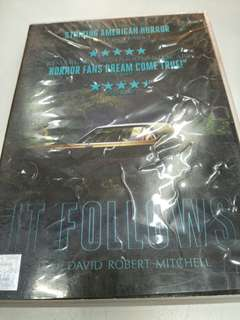 It follows movie DVD