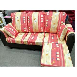 SOFA L-SHAPE 3 SEATER
