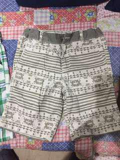 Gap grizzly gingersnap shorts