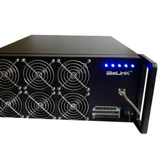 iBeLink dsm6t Asic miner Dcr coin Shipping: One week