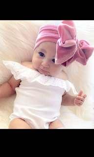 BN Big Bow Girl Headband