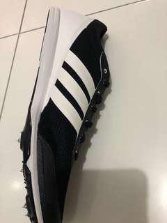 Adidas spike shoe